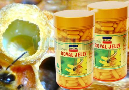 Dành cho những ai muốn order sữa ong chúa Royal Jelly của Úc