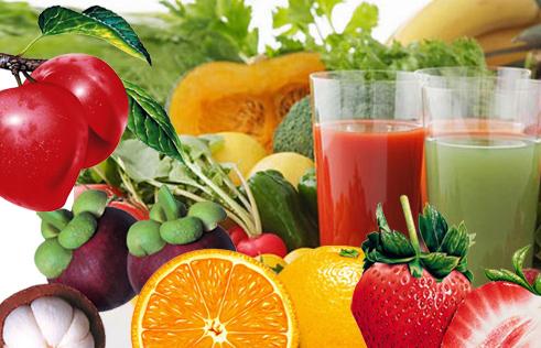 Thực phẩm chức năng chiết xuất từ rau, củ, quả